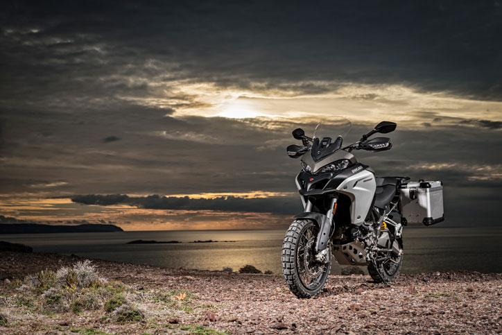 Model Ducati Baru