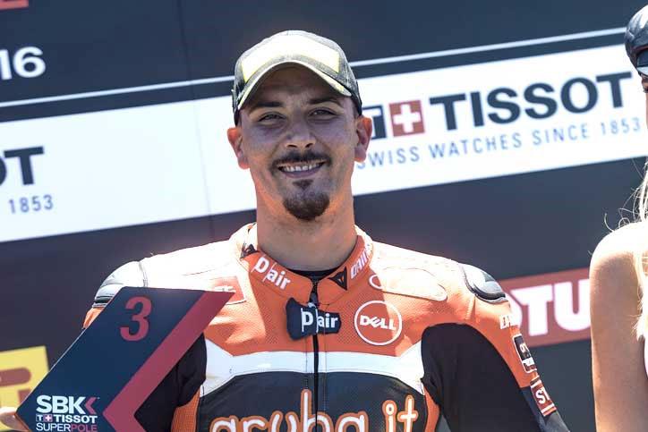 Pembalap WSBK Ducati