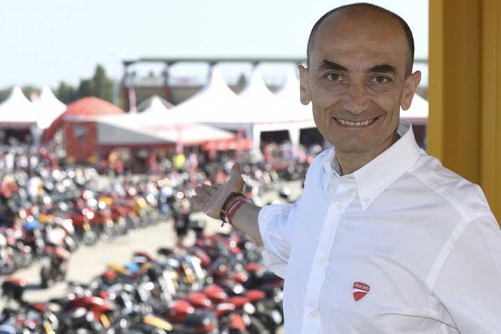 CEO Ducati Optimis