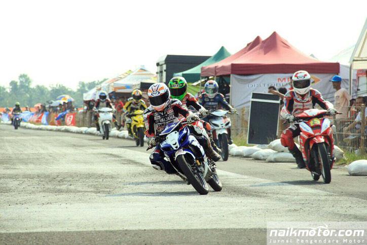 Hasil QTT Motoprix Wonosari Jogja 2016