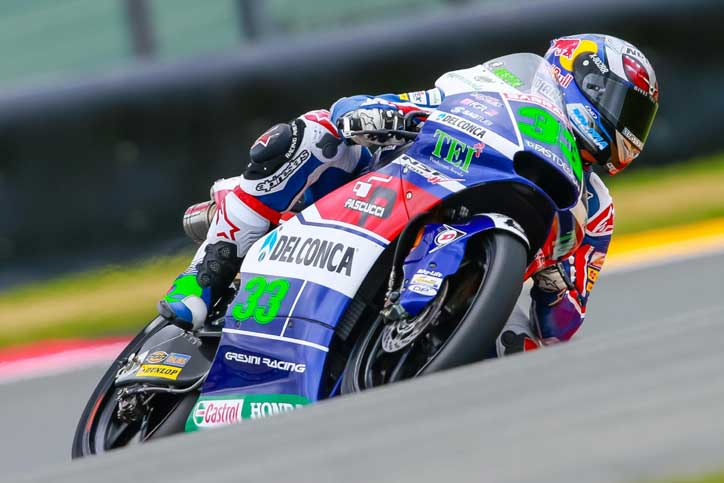 kualifikasi Moto3 Jerman