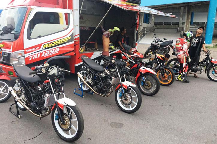 Motoprix Wonosari Jogja 2016