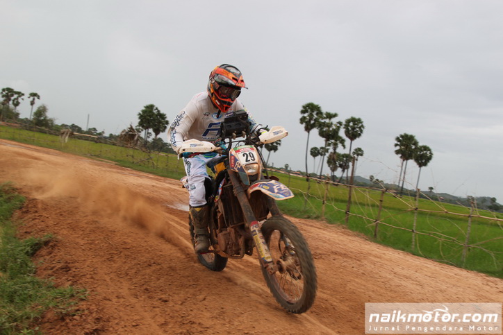 Asia Cross Country Rally 2016