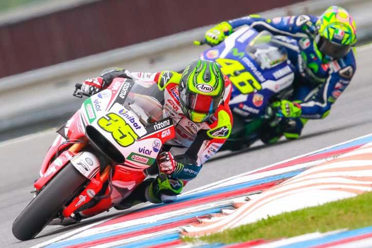 MotoGP Ceko 2016