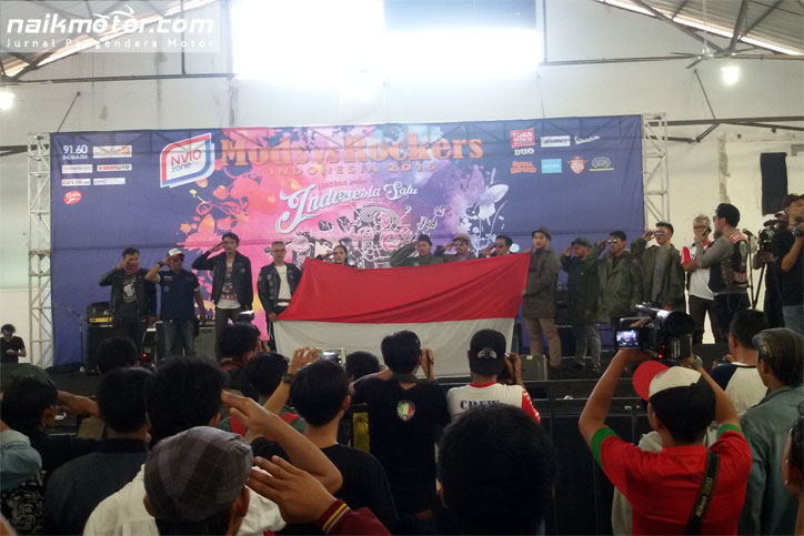 Mods vs Rockers Indonesia