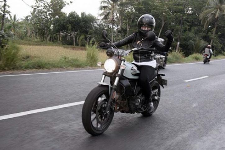 Motorbaik Adventure 2016
