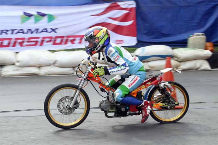 Tim Drag Bike Pertamax Motorsport