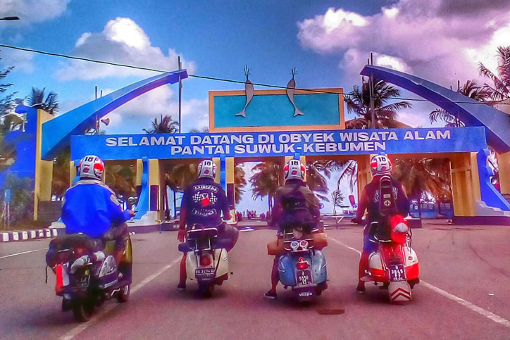 Scooter Rally Indonesia