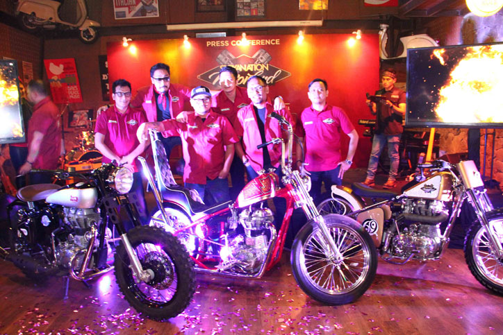 Suryanation Motorland 2016 Main Event