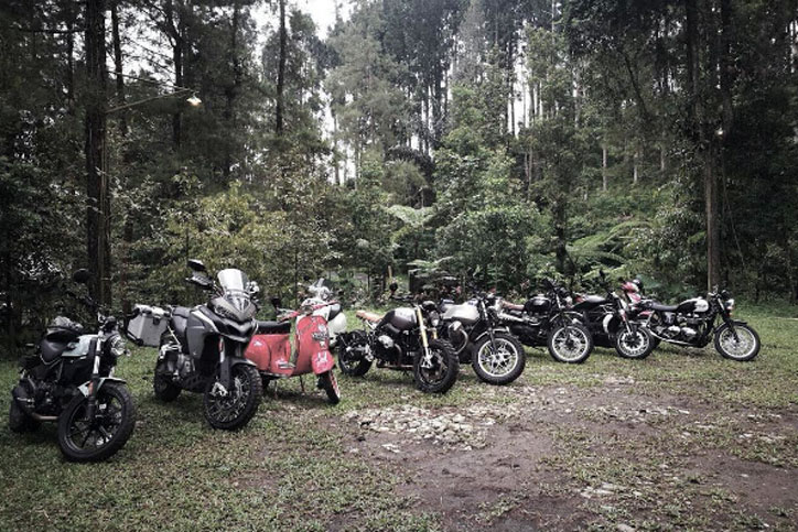 Simpati Motorbaik Adventure 2016