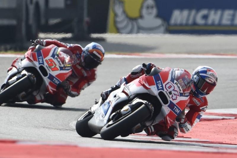 Ducati Kontra Honda dan Yamaha Soal Pengembangan Mesin di MotoGP