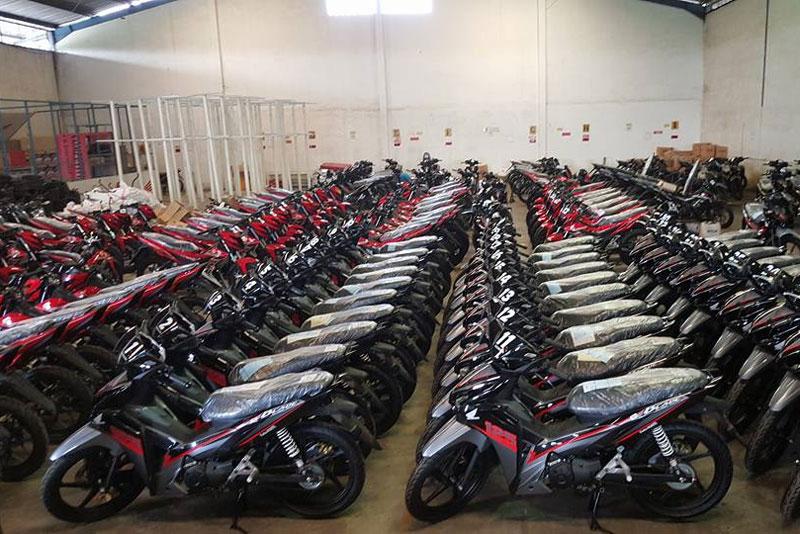 Balap Motor PON XIX