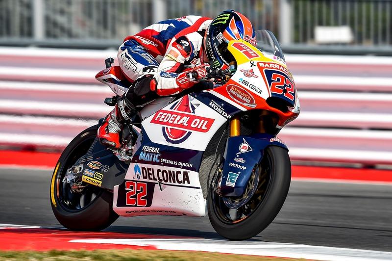 Sam Lowes Punya Bekal Positif Menuju Moto2 Aragon