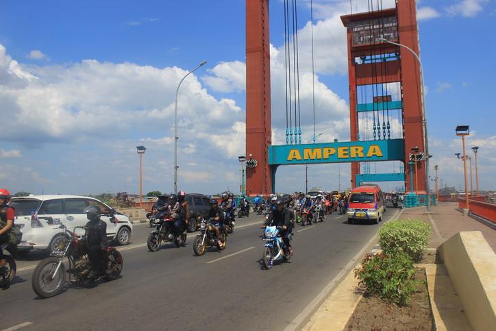 Suryanation Motorland 2016 Palembang