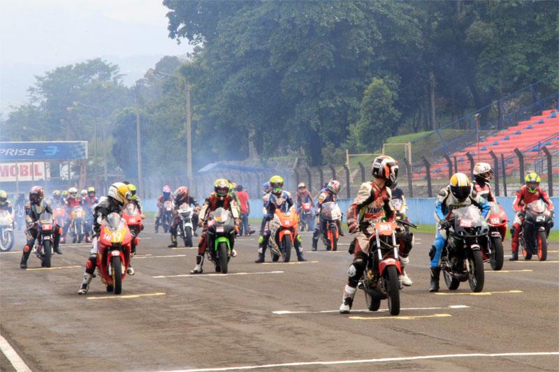 Indonesia Trcakday Series