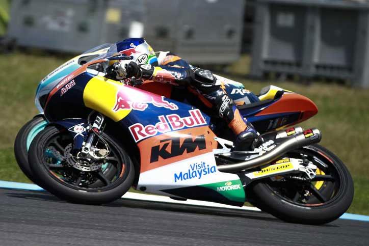 Moto3 Australia