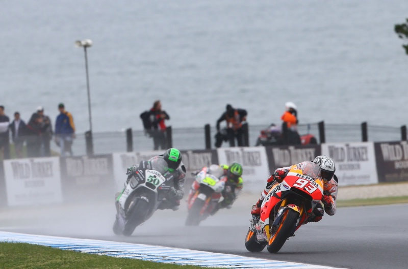 MotoGP Audstralia