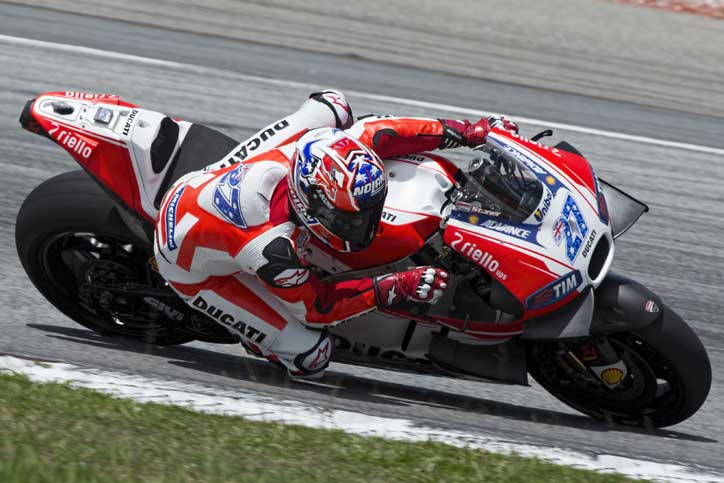 Stoner tolak tawaran Ducati
