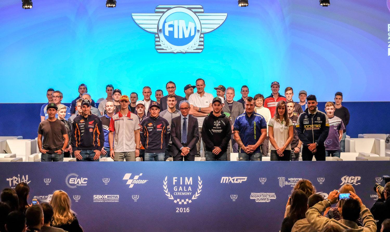 FIM Gala Ceremony 2016