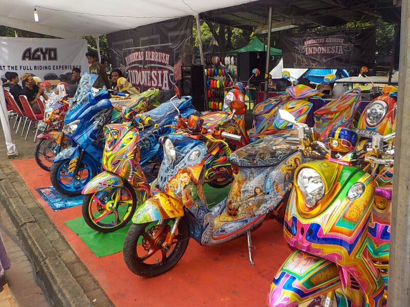 Komunitas Airbrush Indonesia