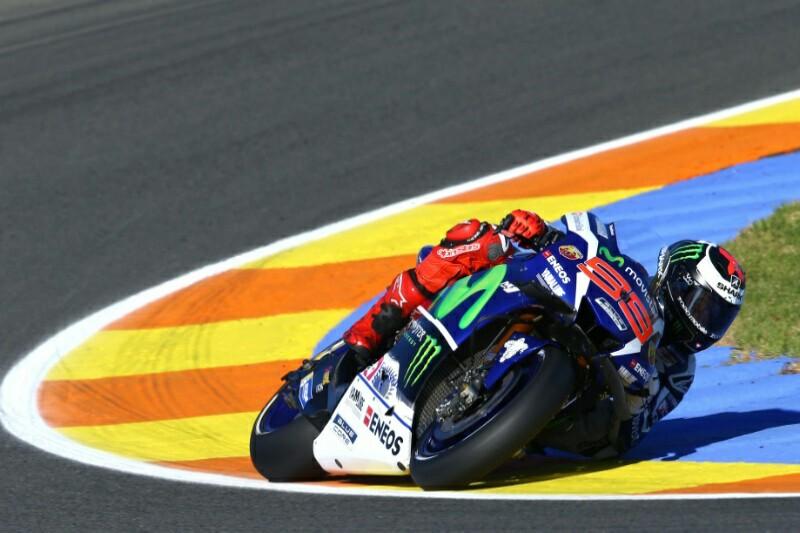 Lorenzo Tak Terbendung di Free Practice Hari Pertama MotoGP Valencia
