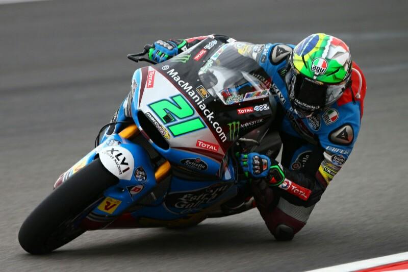 Free Practice Hari Pertama Moto2 Valencia Milik Morbidelli