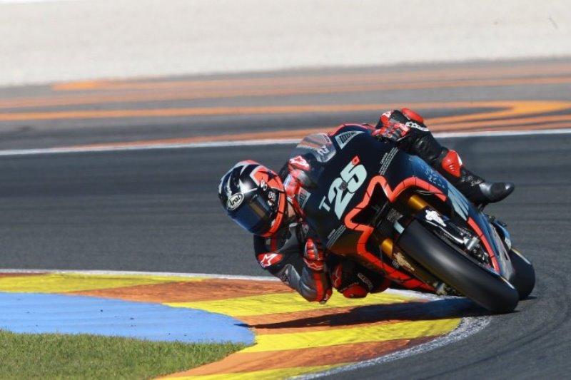 Tes MotoGP Valencia