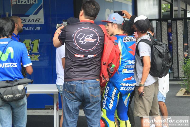 Kata Lorenzo, Paddock MotoGP Terlalu Kusut Ketimbang F1