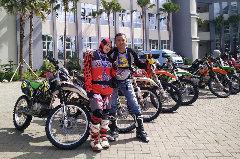 Kisah Romantis di Malang Adventure Trail 6