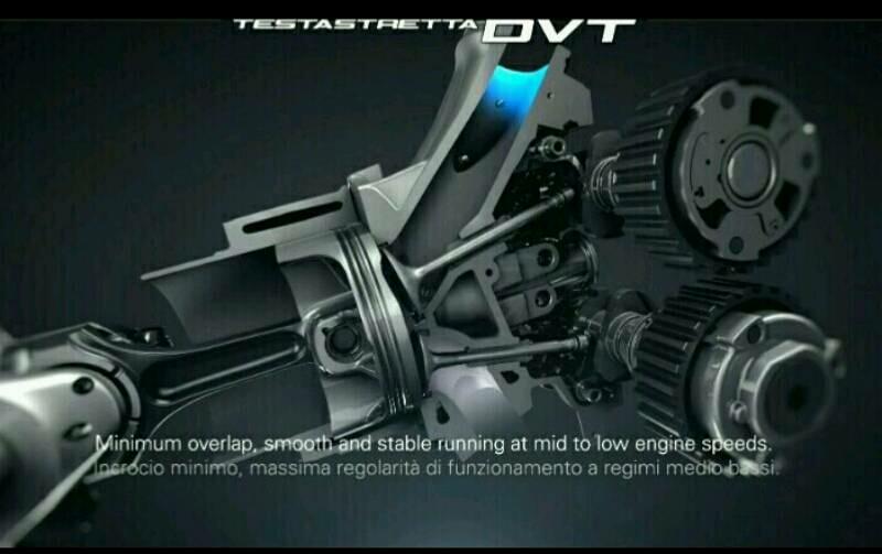 Mengenal Cara Kerja Desmodromic Variable Timing Ducati