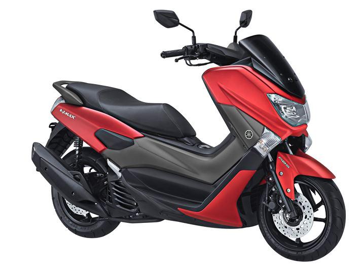 Yamaha NMax Merajai Ekspor Motor ke Luar Negeri Selama 2016