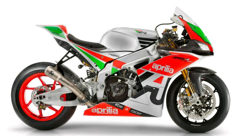 Aprilia RSV4 R FW-GP