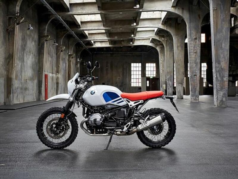 BMW Motorrad RnineT Urban GS, Gaya yang Kontradiktif