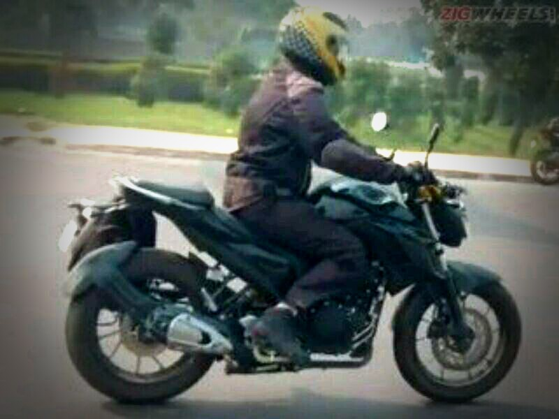 Pengganti Yamaha Scorpio Tengah Diuji di India