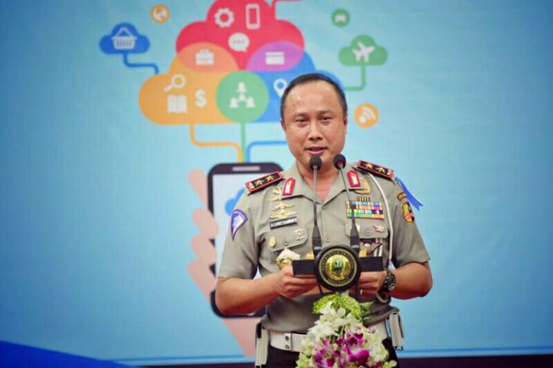 Mulai 15 Desember 2016 e-Tilang, e-Samsat dan SIM Online Berlaku Serentak