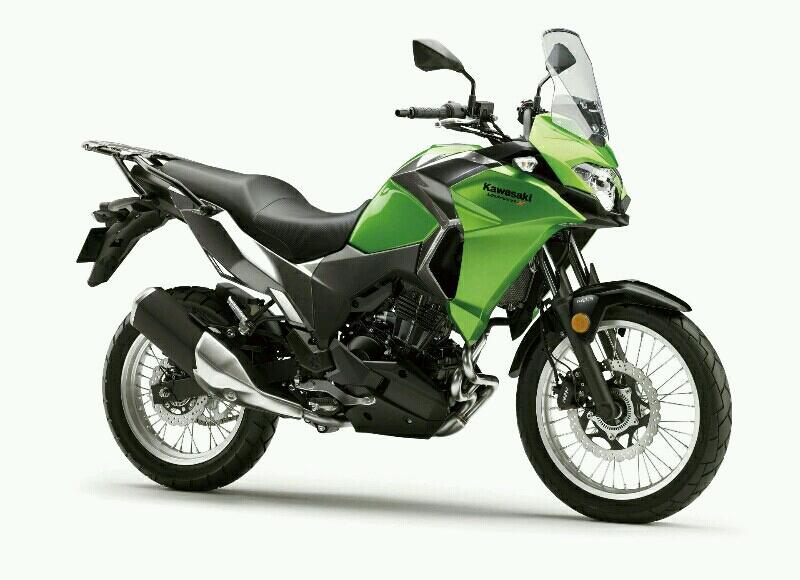 Kawasaki Versys X300 Hanya untuk Eropa dan Amerika