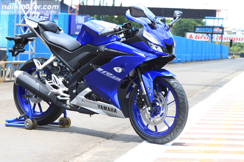 New R15 Ludes Dipesan Online