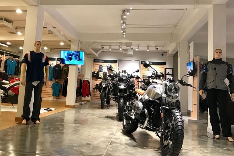 Diler BMW Motorrad di Bali