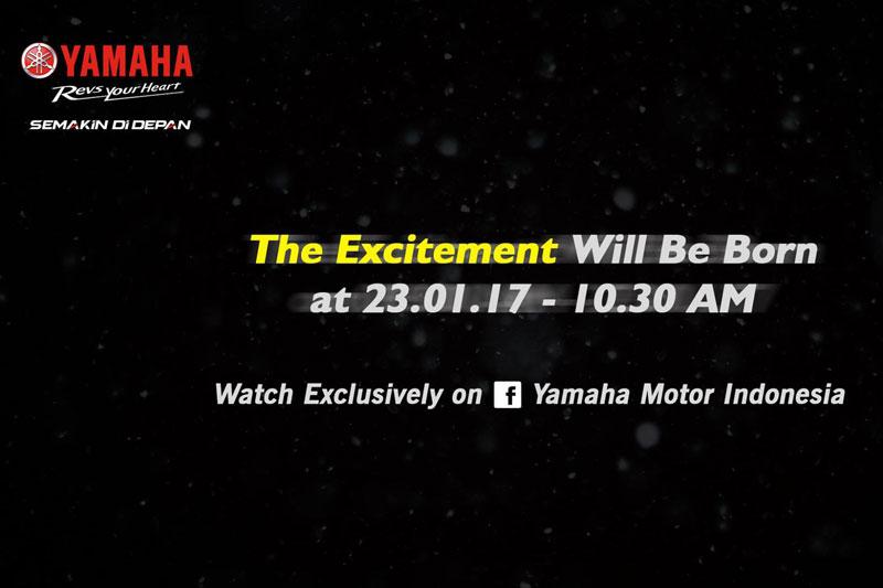 Motor baru Yamaha di Sentul