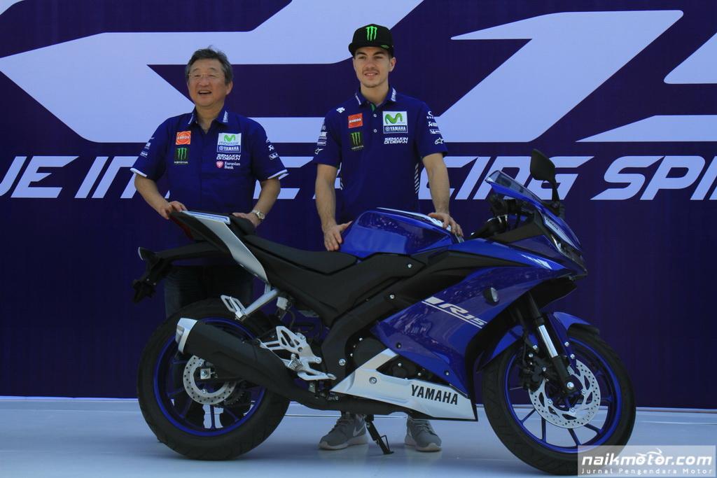 Produksi Yamaha R15