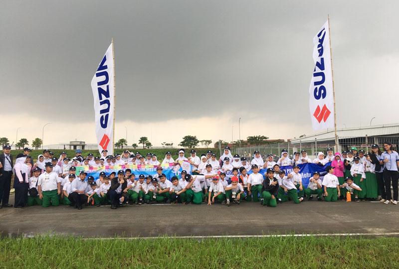 Pabrik Suzuki