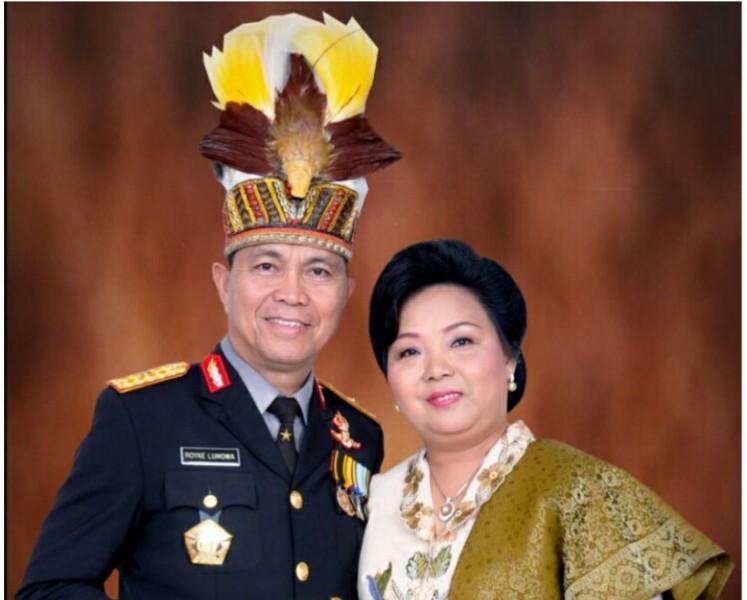 Brigjen Pol. Drs. Royke Lumowa, MM Jabat Kakorlantas Baru