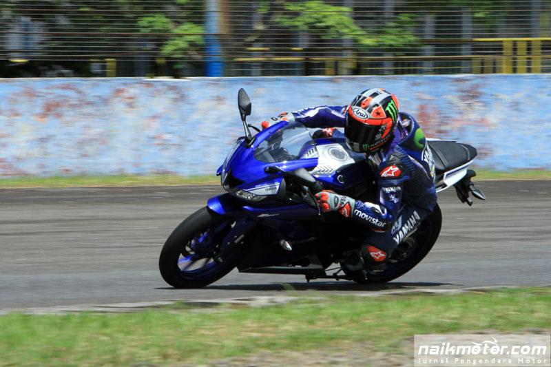 Pujian Vinales untuk Yamaha All new R15