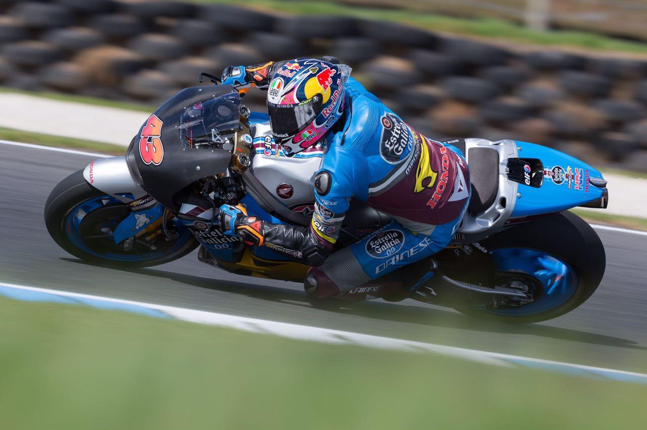 Daftar pembalap MotoGP 2018 sementara