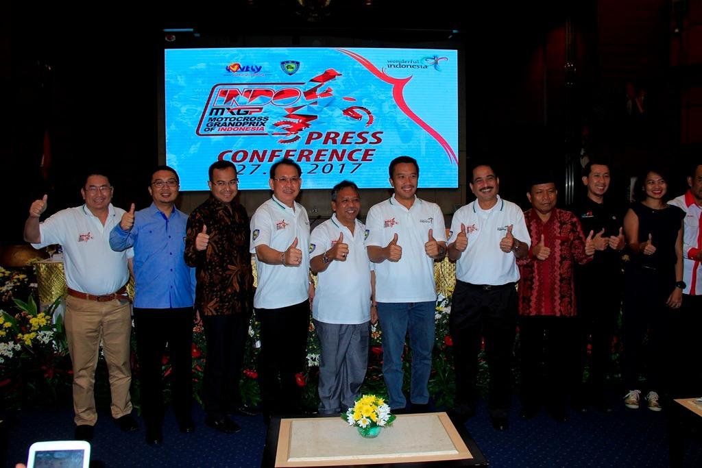 Hitung-hitungan Bisnis MXGP Pangkalpinang ala Menpar Arief Yahya
