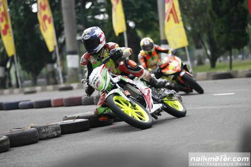 Hasil QTT Sumber Production Trijaya Open Road Race