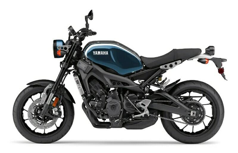 Yamaha XSR900 Raih Penghargaan iF Design Award 2017