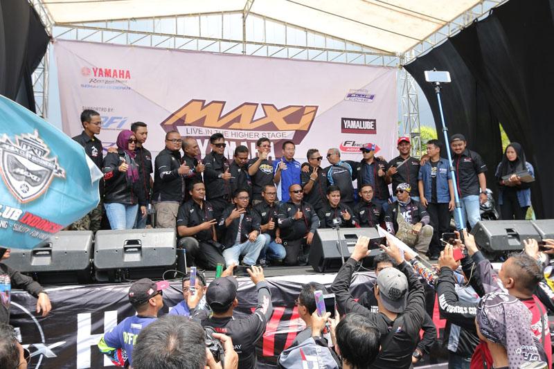 pemilik Yamaha Nmax