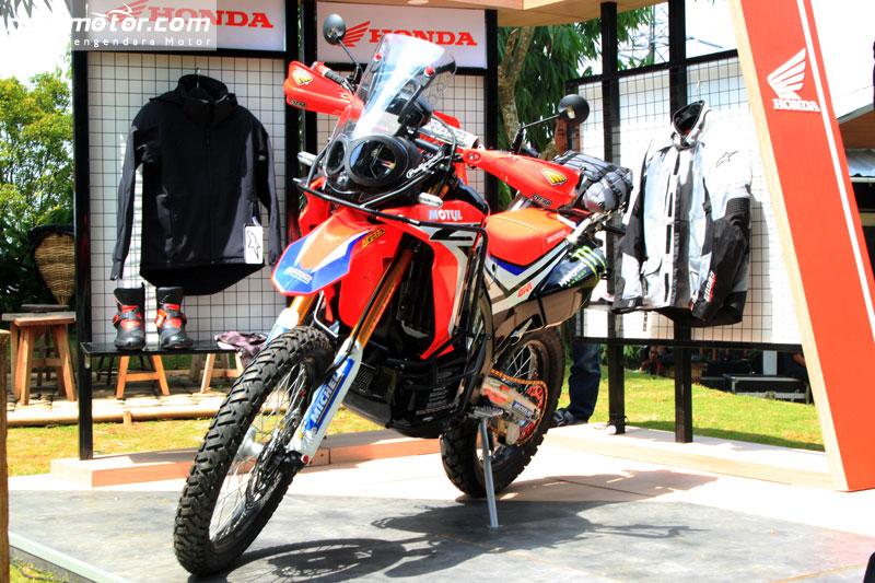 Daftar Harga Aksesori Honda CRF 250Rally