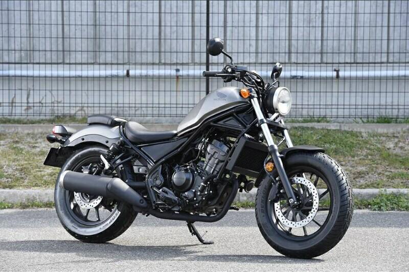 Honda Rebel 250